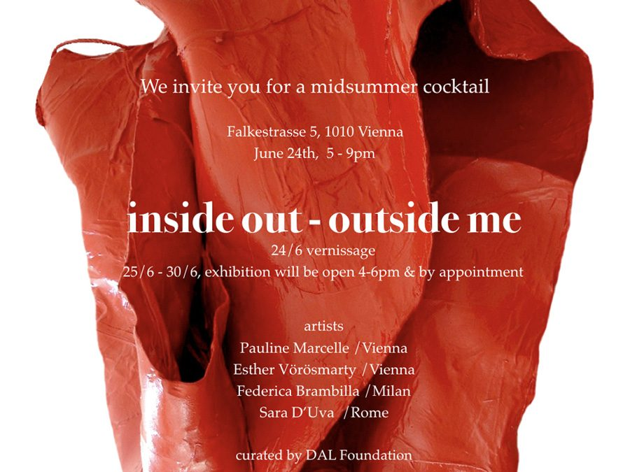 INSIDE OUT – OUTSIDE ME