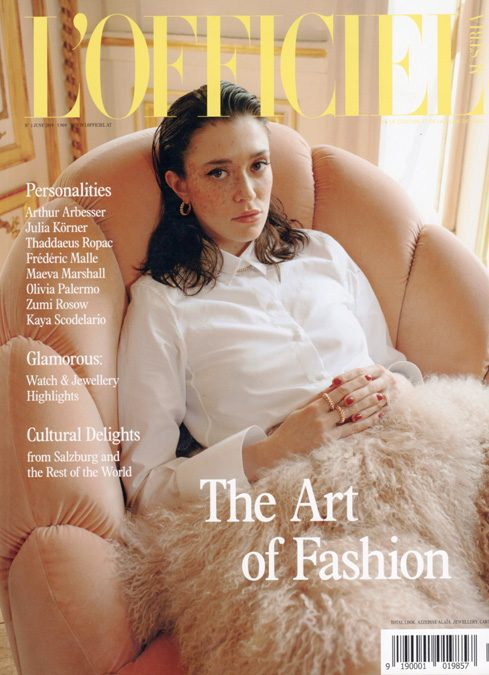 L'OFFICIEL JUNE 2019